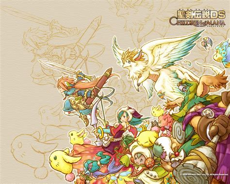 Children Of Mana Wallpaper and Background Image | 1280x1024 | ID:331913 - Wallpaper Abyss