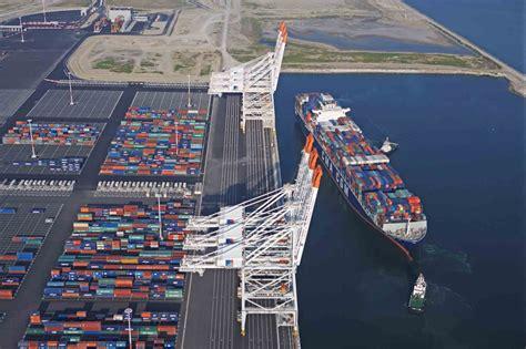 le port du havre le havre 233 lu meilleur port europ 233 en 2011 en asie veut relancer sa croissance mer et marine