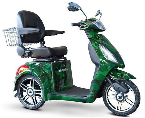 Ew-36grncm Three Wheel Electric Mobility