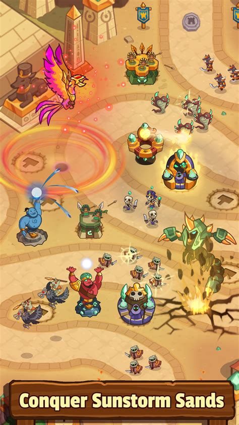 realm defense hero legends td mod  unlock