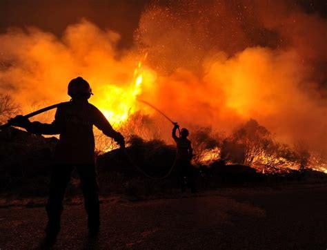 asbestos fears linger  massive australian brush fire