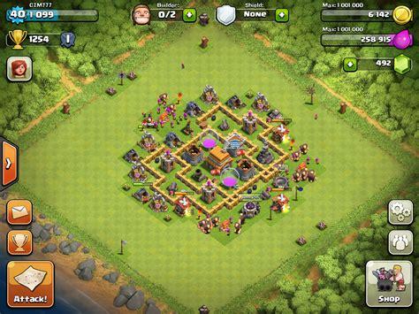 clash of clans base designs 191 el mejor orden para actualizar las defensas clash con