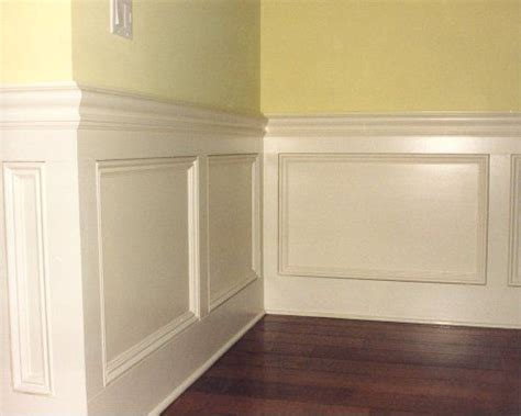 17 best ideas about chair rail molding on
