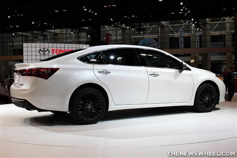 2018 Toyota Avalon Overview The News Wheel