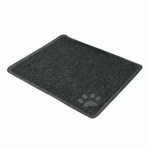 Tapis Pour Chat : tapis de sol en pvc tapis de sol pour chat trixie wanimo ~ Teatrodelosmanantiales.com Idées de Décoration