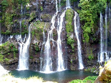 fond ecran cascades chutes 44391 wallpaper gratuit