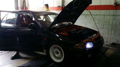 Proton Wira Mivec 4g93 176hp Ron 95 By Zaki Spec