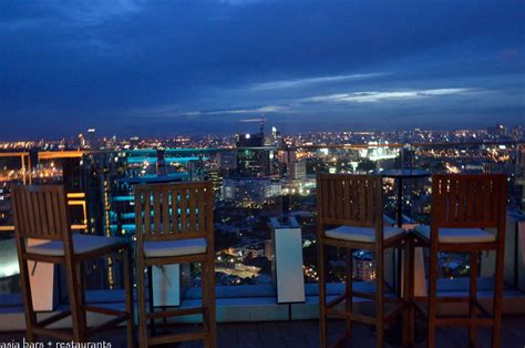 octave rooftop lounge bar bangkok marriott sukhumvit