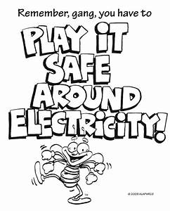 electricity coloring download electricity coloring With electric energy