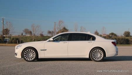 Review 2013 Bmw 750li  Video  The Truth About Cars