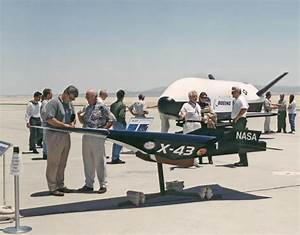 Aerospace Industry Representatives View Actual and Mock-Up ...