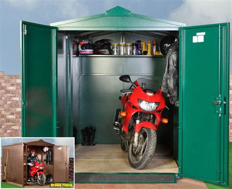 Motorcycle Storage Sheds Type