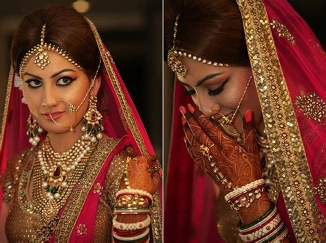 Wedding Jewelry Indian : Make Up Ideas
