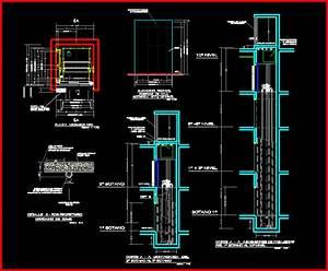 Details Elevator DWG Detail for AutoCAD • Designs CAD