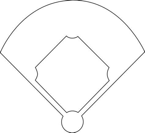 baseball field template baseball template printable clipart best clipart best templates