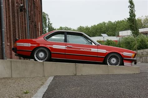 Information On The E24 Alpina B7