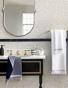 Abat Jour Salle De Bain : voici les plus jolis miroirs de salle de bains elle d coration ~ Melissatoandfro.com Idées de Décoration