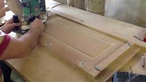 Feb 5, 2015 Making MDF doors - YouTube