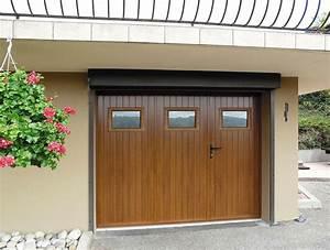 Porte De Garage 3 Vantaux : porte de garage battante aluminium fabricant porte de garage sib ~ Dode.kayakingforconservation.com Idées de Décoration