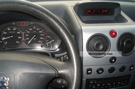 Peugeot Partner 1.6 Hdi Car Warranty Until 12/2013 2007