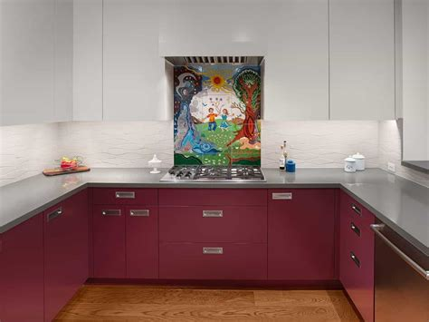 colored kitchen cabinets modern burgundy kitchen ideas 6266 kitchen ideas 6431