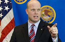 CONFIRMED: DOJ says Matthew Whitaker can serve as acting attorney general…