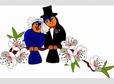 Plaatje Bruidspaar » Animaatjesnl