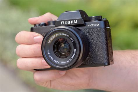 Fujifilm X T100 review The entry level X T model Amateur Photographer