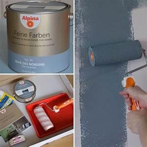 Farben Für Die Wand : farben f r flur streichen garten ideen diy ~ Michelbontemps.com Haus und Dekorationen