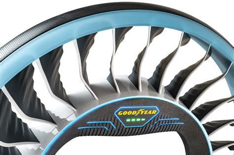 Goodyear Concept Tires Double As Propellers For Flying Cars