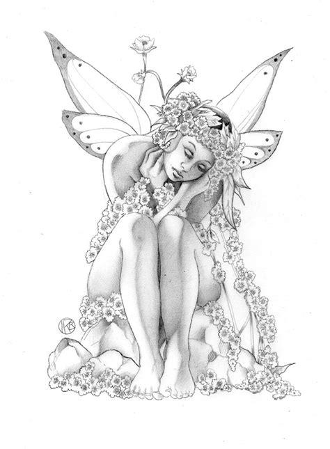 Fairy tattoos design on Pinterest   Fairy Tattoo Designs