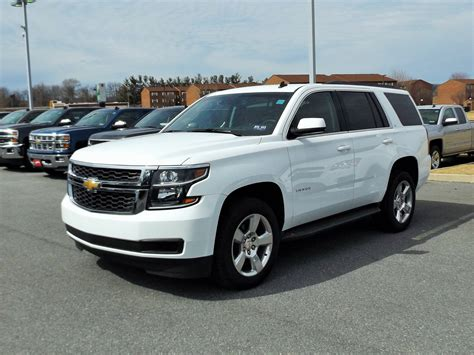chevy tahoe lt  start  full   review