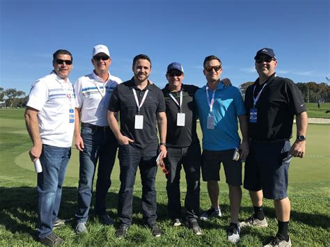 We are members of the independent insurance agents of utah and are trusted choice agents among other trade associations with whom we work. Rancho Mesa Attends Farmers Insurance Open With Sentry Insurance — Rancho Mesa Insurance ...