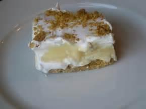 Layered Pudding Dessert with Vanilla