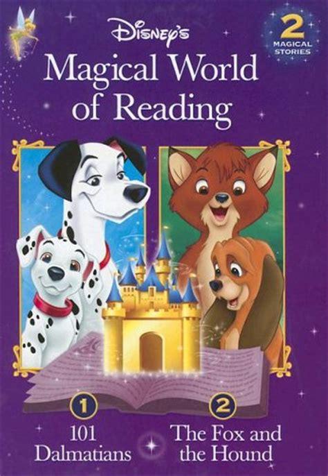 disneys magical world  reading fox  houd  dalmatians  magical stories