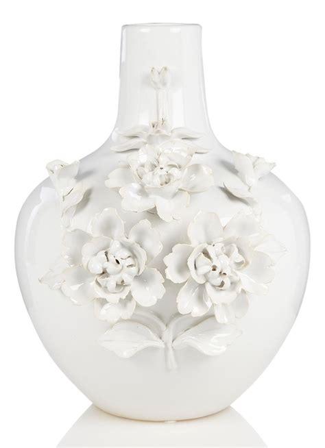 pols potten  rose vaas  cm wit de bijenkorf