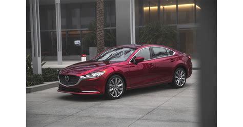Refined 2018 Mazda6 Brings Turbo Power