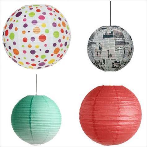 Luminaire Suspension Boule Papier