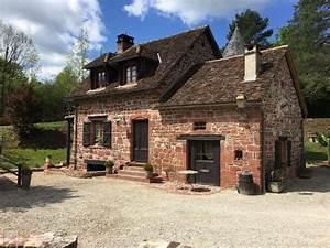 Maison Pierre 77 : collonges maison en pierre rouge et dependance corr ze ~ Melissatoandfro.com Idées de Décoration