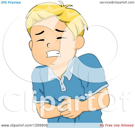 Stomach Pain Clipart 74