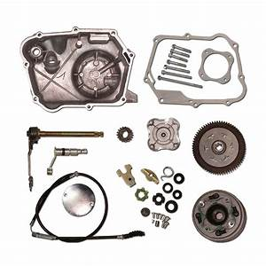 Manual Clutch Conversion Kit For Honda Xr50 Crf50 Z50 Pit