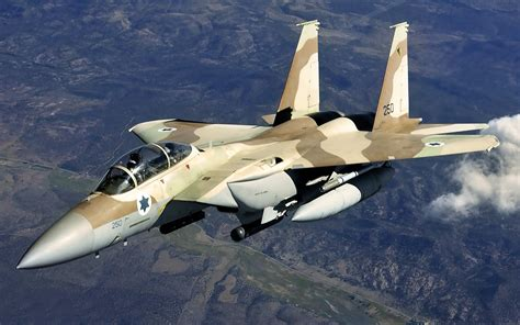 Israel Gives Go-Ahead For F-15I Ra'am Upgrade   Fighter Sweep