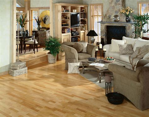 Picking The Right Maple Hardwood Floors For Your Home
