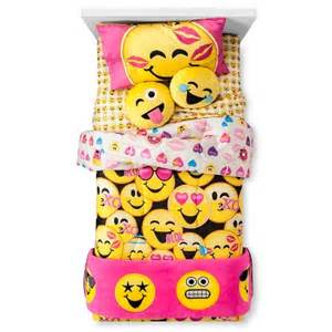 emoji kids bedding collection emojination target