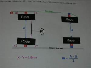 Réglage Parallélisme : probl me direction suite au changement triangle 206 peugeot m canique lectronique ~ Gottalentnigeria.com Avis de Voitures