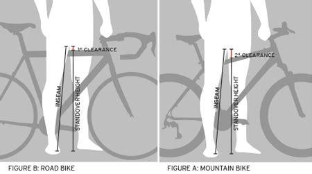 fit  bike    size rei expert advice
