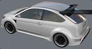 Ford Focus Mk2 Rs Spoiler : d m multimedia 3d cars ford focus rs mk2 focus rs ~ Kayakingforconservation.com Haus und Dekorationen