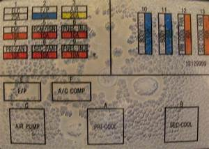 1995 Caprice Fuse Box Diagram