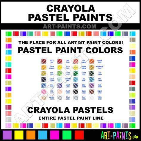 crayola pastel paint brands crayola paint brands pastel