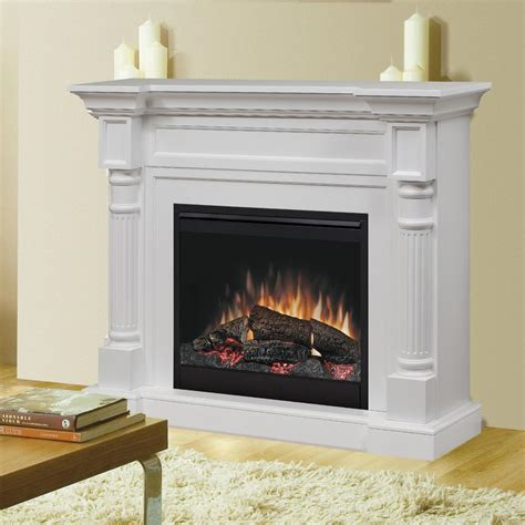 choosing   white electric fireplace